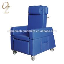 Diseño de alta calidad del OEM del sofá del hospital de la silla de alto grado de la silla de reclinación del oficio de enfermera estándar