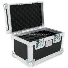 Caja de aluminio para micrófono de tienda (HF-5102)