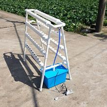 Kit de Hidroponía de Interior Doble Lado Jardín de Invernadero