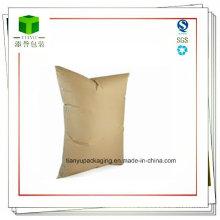 Bolsas de madera con película de poliéster de mayor densidad Papel de Kraft más pesado