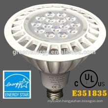 hot sale UL TUV approved led par 30 ,11W Dimmable LED PAR30 Bulb Light, UL, CE certificates
