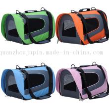 Soem-tragbarer faltender Reise-Katzen-Hundetaschen-Haustier-Träger im Freien