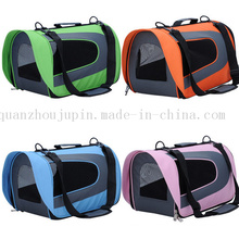 OEM Portable Folding Outdoor Travel Cat Dog Bag Pet Carrier