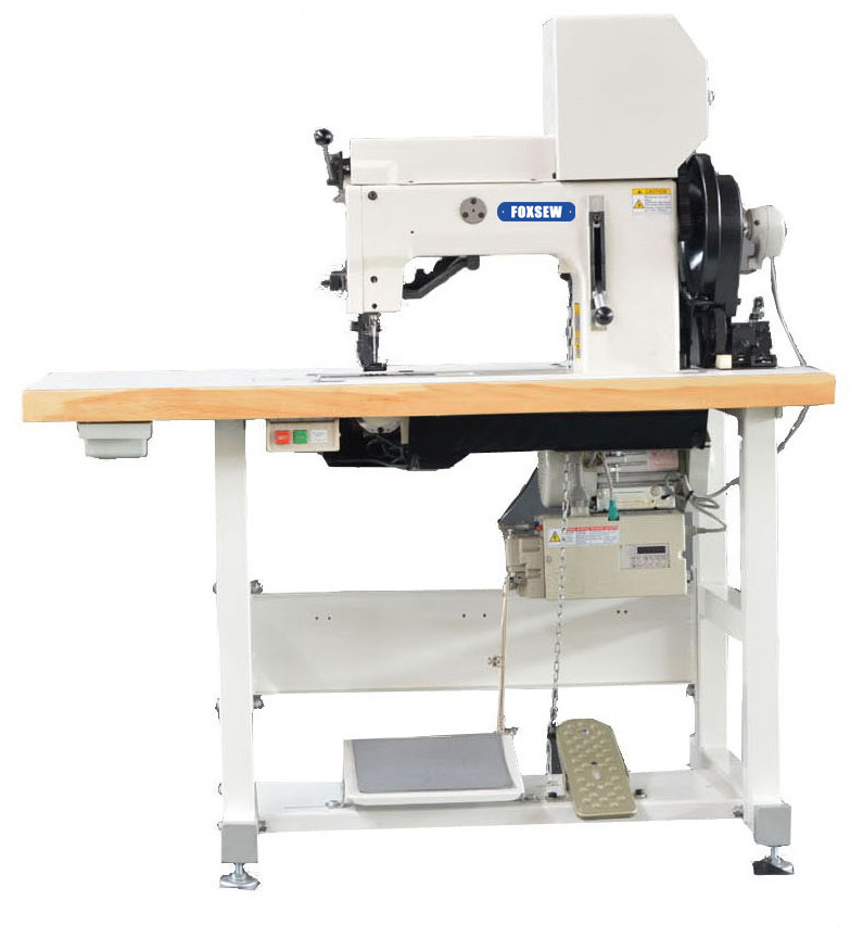KD-204-104 Top and Bottom Feed Multi Points Thick Thread ZigZag Sewing Machine