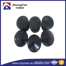 plastic pvc pipe fittings end cap for round tubing