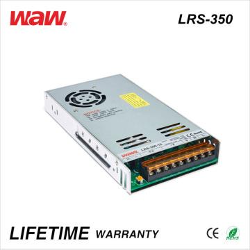 Driver do diodo emissor de luz do anúncio de Lrs-350 SMPS 350W 12V 30A