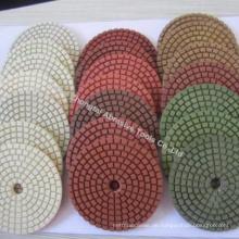 Großhandel diamantbeton polierscheiben discos para pulir marmol