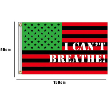 90 * 150 cm al por mayor Black Lives Matter Flag