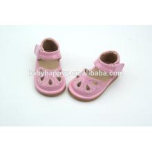 Prix d'usine drôle chaussures bon marché chaussures de bébé heureux