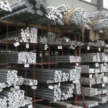 Almg2.5 H112 Barre d'aluminium