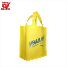 Werbeartikel billig nicht gewebte Einkaufstasche