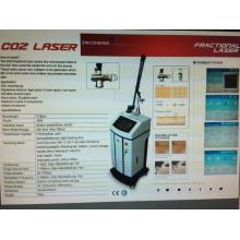 Máquina láser de CO2 para la eliminación del acné