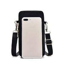 hot sale Oxford mini crossbody shoulder cell phone bag purse mobile phone bags