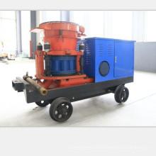 Máquina de shotcreting de la mezcla húmeda HSP-5 para el túnel