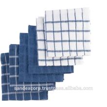 blank dish towels