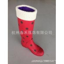 Chaussettes à chaussures en molleton