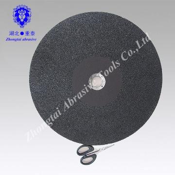 Disco de corte 230 * 3 * 22.23mm para acero inoxidable