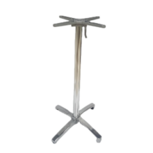 Modern Metal Wrought Table Legs For Sale
