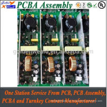 12v ups leiterplatte mit fr4 94v0 pcb material led-licht pcba