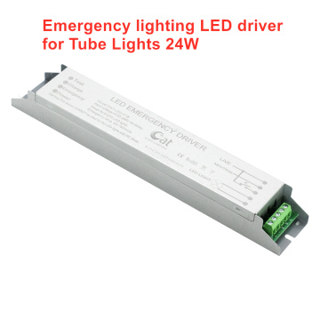 Emergency lighting LED driver for Tube Lights 24W