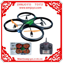 H09N New Product 2.4G RC 6-axis aerocraft 4channel toy