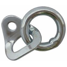 Industrieller Stahl Edelstahl Sicherheits-Klettern Fixed Ring Anchor
