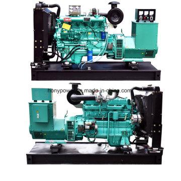 50kw Deutz Groupe électrogène électrique Groupe électrogène du fabricant d'usine Weifang