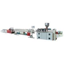 SJ046 plastic PVC Twin Pipe Production Line