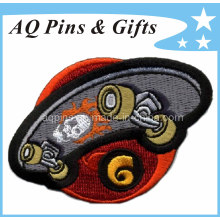 Embroidery Patch with Special Shape
