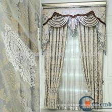 New Fashion Design Luxury Hotel Blackout Window Curtain
