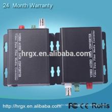 Цена HR завода, 1-канальный мини видео волоконно-оптический передатчик и приемник с BNC video2mp4 конвертер онлайн