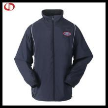 OEM poliéster de alta qualidade futebol jaqueta para homens