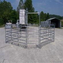 Good Quality Galvanized heavy duty metal horse fence