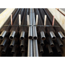 Integrally Finned Tubes and Tubing for Boiler
