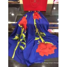Bufanda de seda impresa Digtial adaptable de alta calidad de moda