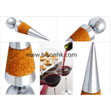 Пробка высокого качества, пробка бутылки вина нержавеющей стали