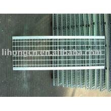 Couverture de ravitaillement, grille de détritus, grilles de filtre