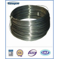 Bright Surface Thin titanium wire in coil