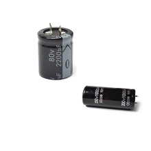 Toopmay Photo Flash Aluminum Electrolytic Capacitor 4 to 450V