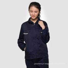 Camisa curta de verão Mechanic Uniforms 2 Piece Overalls