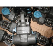 Válvulas de acero forjado A105