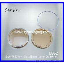 Большой большой размер компактный порошок дело косметический случай косметический контейнер косметическая упаковка оптом