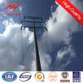Pólo de serviço público de 345kv para a linha de transmissão de energia