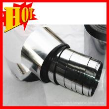 Feuille de titane ASTM B265 Gr12 avec le meilleur prix