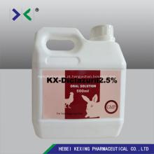 Diclazuril Pets Deworming 1%