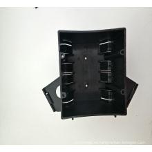 Caja de terminales plástica electrónica del cable del receptáculo del enchufe del gfci de YGC-017 OEM