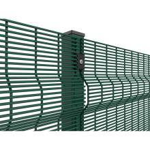 Galvanized 358 security fence