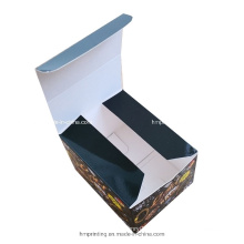 Wholesale Printed Small Folding Cardboard Display Box for Supermarket Counter