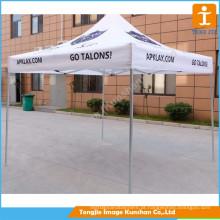 Dossel de promoção móvel ao ar livre grande personalizado