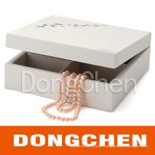 Custom Hand Made Rigid Jewelry Gift Package Box